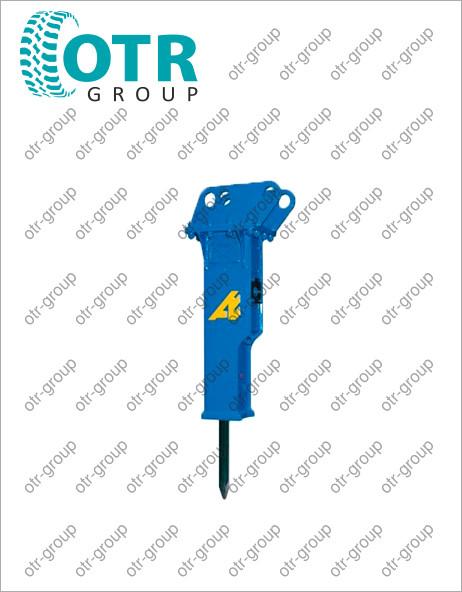 Гидромолот для гусеничного экскаватора DOOSAN DX300LC-3