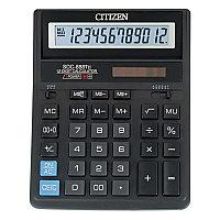 Калькулятор настольный 12разрядный Citizen SDC-888TII