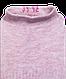 Носки низкие SW-205, розовый меланж/светло-серый меланж, 2 пары р 35-38, фото 5