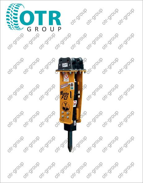 Гидромолот для гусеничного экскаватора DOOSAN DX420LC