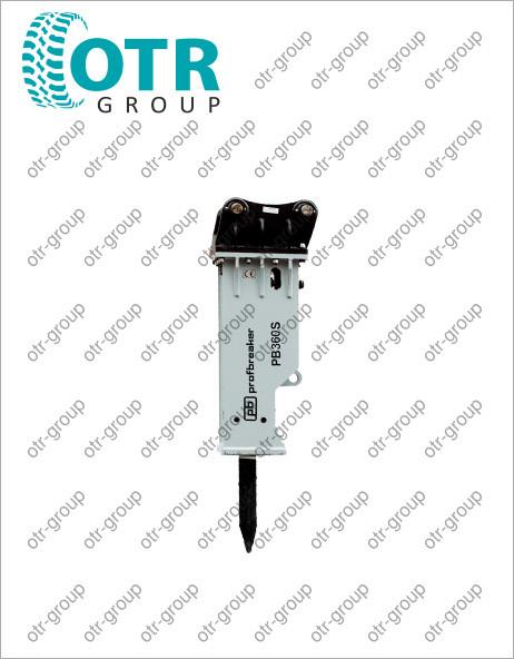 Гидромолот для гусеничного экскаватора Caterpillar 318B