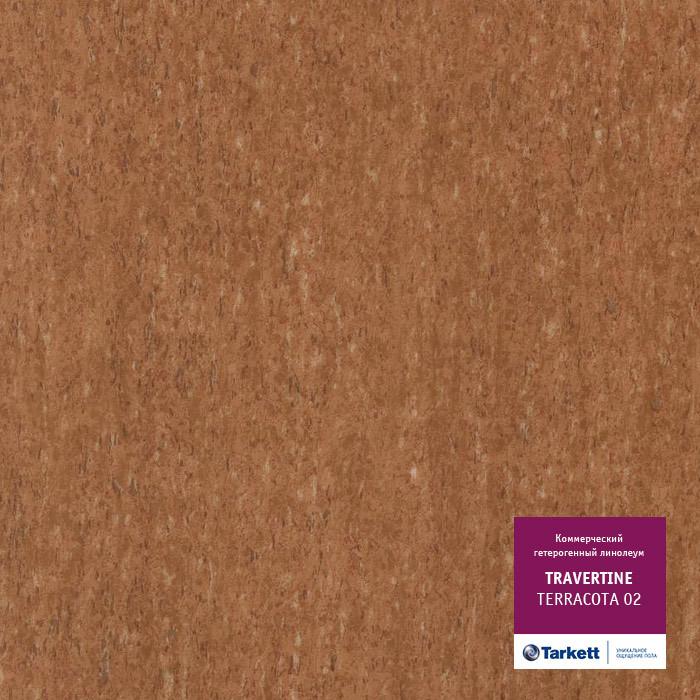 Коммерческий линолеум Tarkett Travertine PRO - фото 7