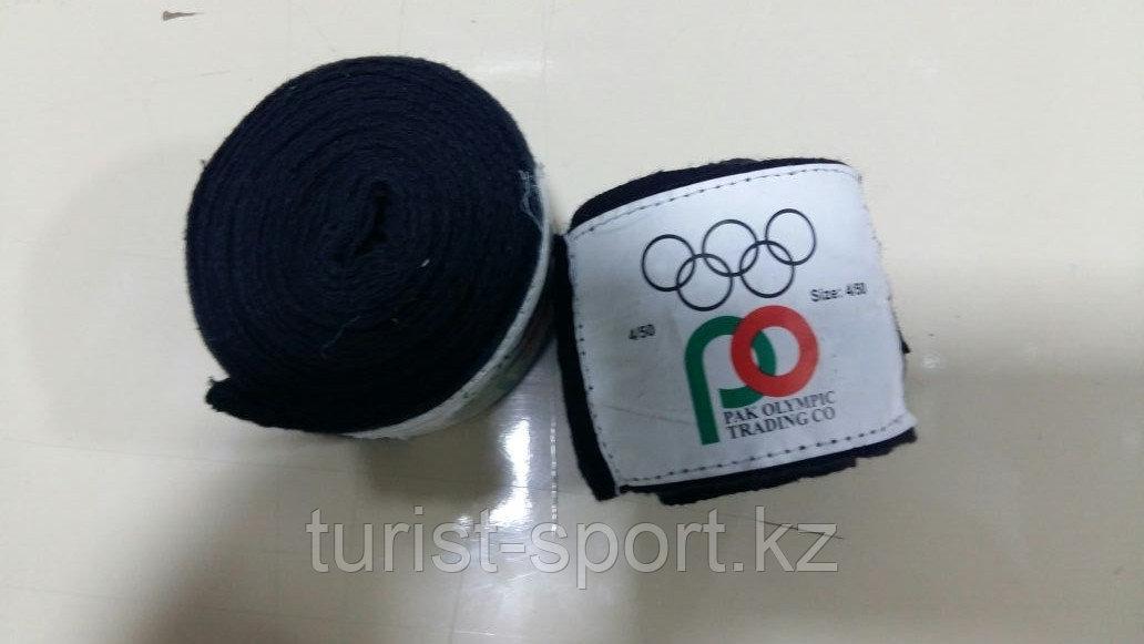 Бинт боксерский Pak olympic trading go