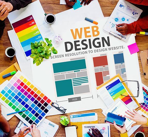 Разработка веб дизайна в Талгаре