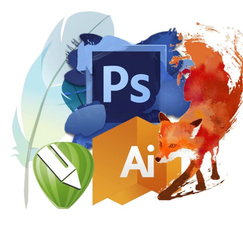 Услуги графического дизайнера в Атырау