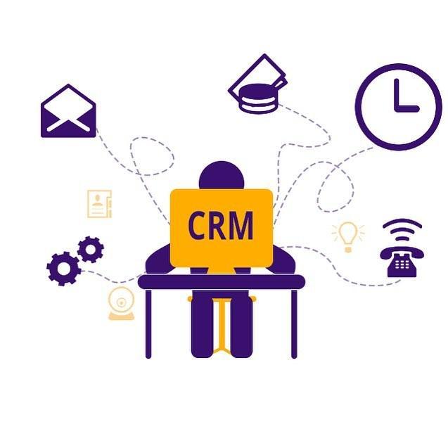 Создание CRM систем в Капчагае