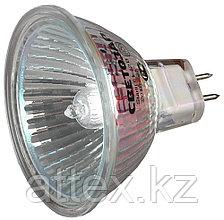 Лампа галогенная СВЕТОЗАР с защитным стеклом, цоколь GU5.3, диаметр 51мм, 20Вт, 12В SV-44722