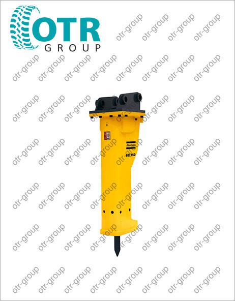 Гидромолот для гусеничного экскаватора Volvo EC 180B LC