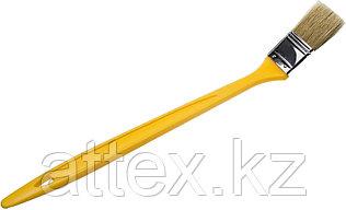 """Кисть радиаторная STAYER """"UNIVERSAL-MASTER"""", светлая натуральная щетина, пластмассовая ручка, 25мм  0110-25_z01"""