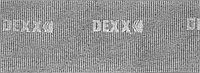 Шлифовальная сетка DEXX абразивная, водостойкая Р 60, 105х280мм, 3 листа  35550-060_z01