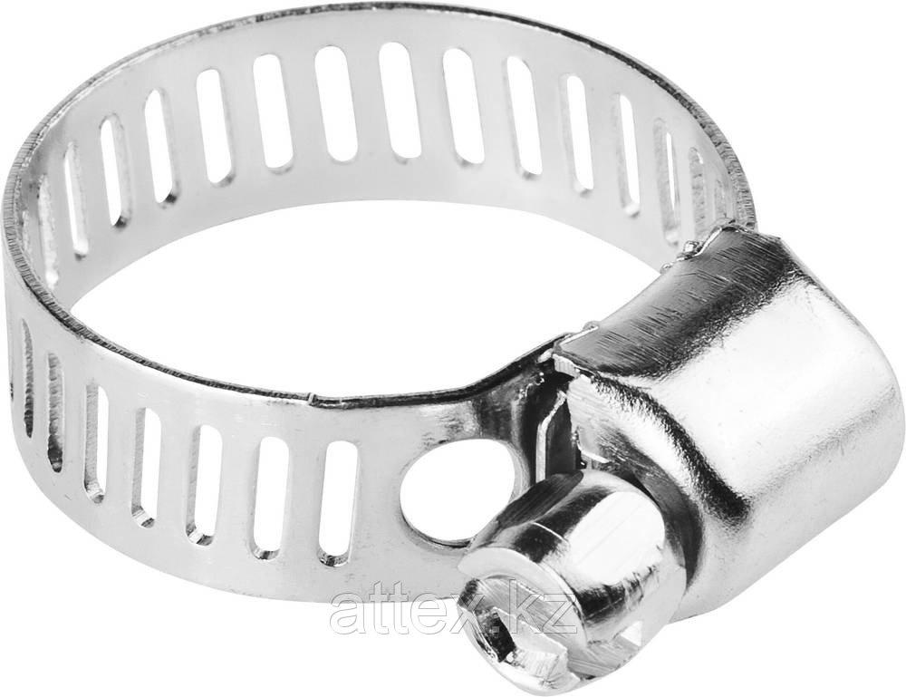 Хомуты стальные оцинкованные, 13-23 мм, 5шт, STAYER Master 3780-13-23  3780-13-23_z01