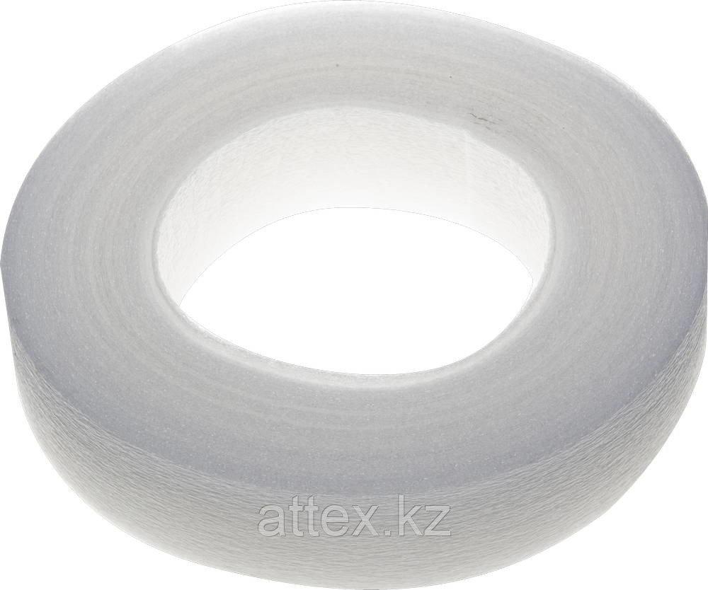 Уплотнитель поролоновый самоклеящийся, 30мм х 10м РОССИЯ 40902-30