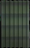 Черепица Ондулин 3D Зеленый