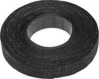 Изолента, ЗУБР 1230-2, армированная х/б тканью, 150 г, черная