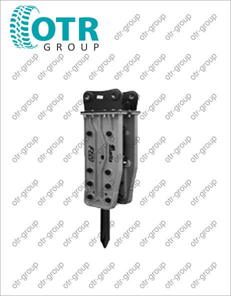 Гидромолот для колесного экскаватора Hyundai R140W-7A