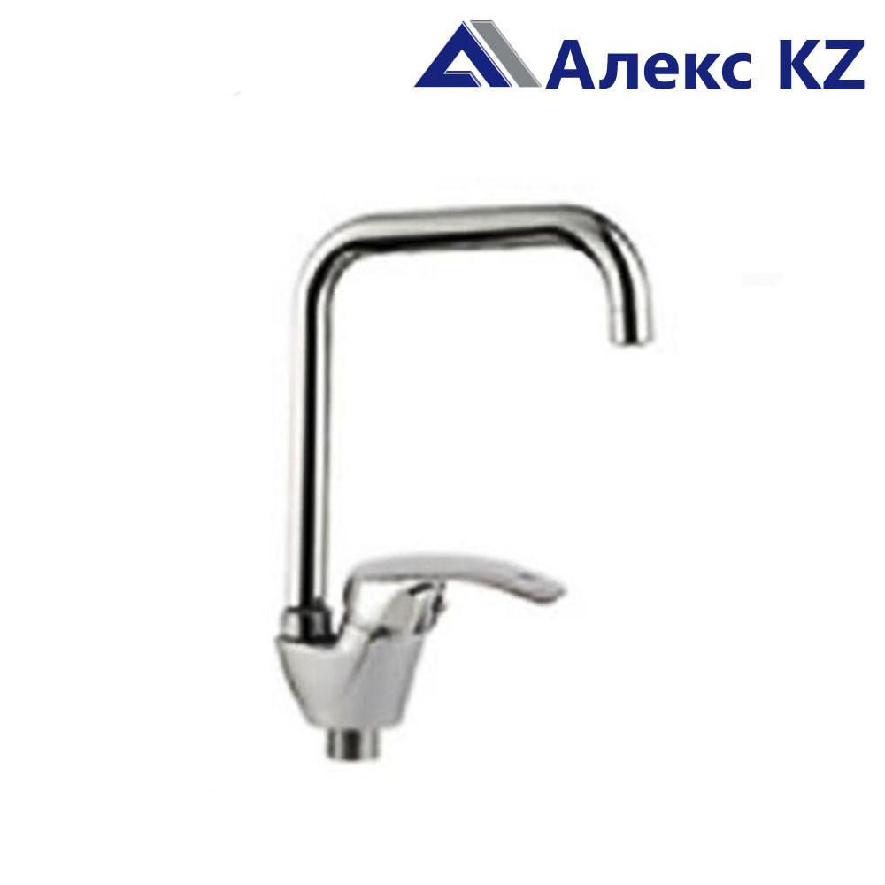 Смеситель KOLAG 1476 одноручный для кухни с высоким  изливом