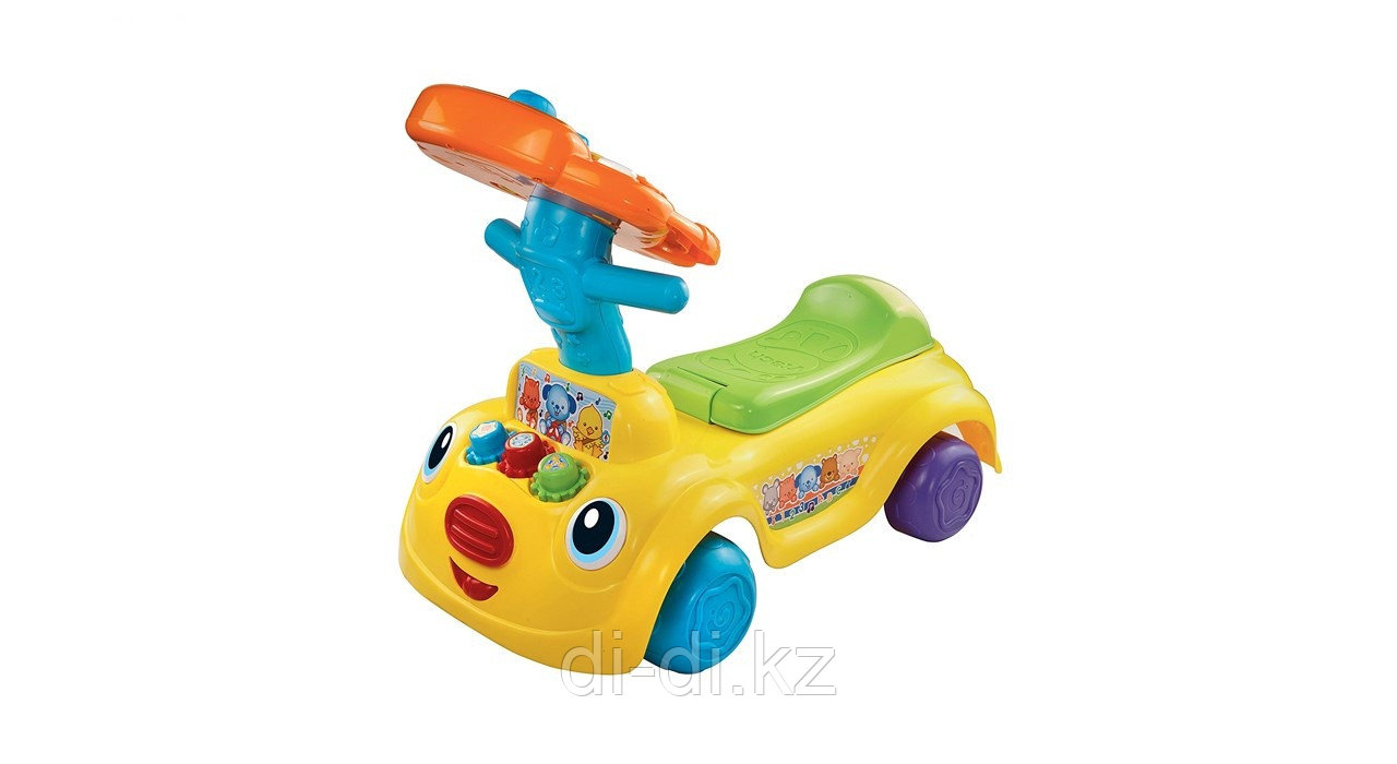 Sit & Discover 2-in1 Ride On Toy