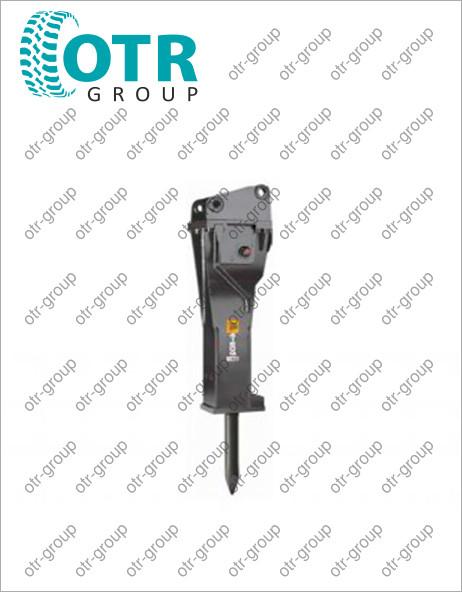 Гидромолот для колесного экскаватора Hyundai R 55W-7
