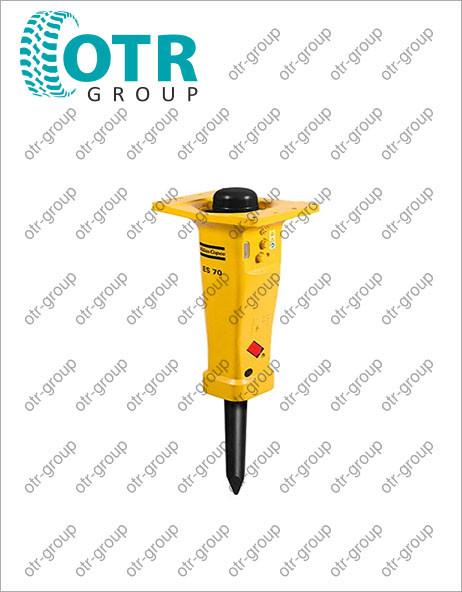Гидромолот для колесного экскаватора Hyundai R 140W-7