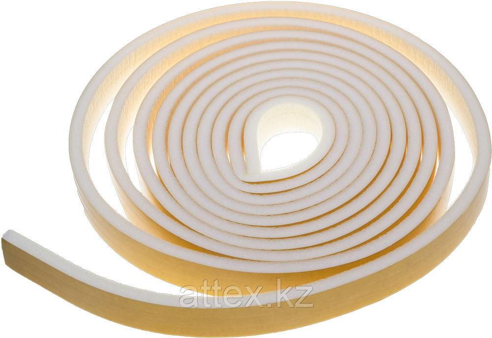 Уплотнитель поролоновый самоклеящийся, 05мм х 18м  40901-05-18