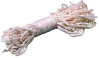 Веревка ЗУБР капроновая, d=3,1 мм, 20 м, 150 кгс, 5 ктекс 50203