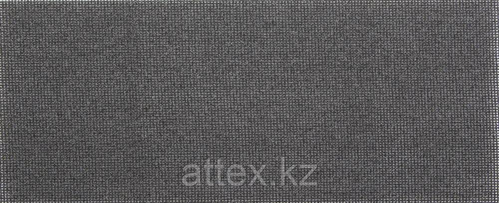 """Шлифовальная сетка STAYER """"PROFI"""" абразивная, водостойкая № 80, 115х280мм, 3 листа 3547-080-03"""