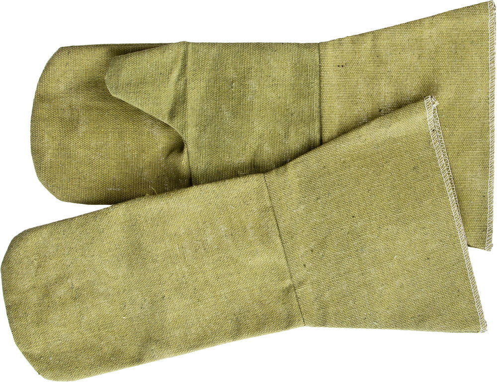 Краги брезентовые, XL  11426