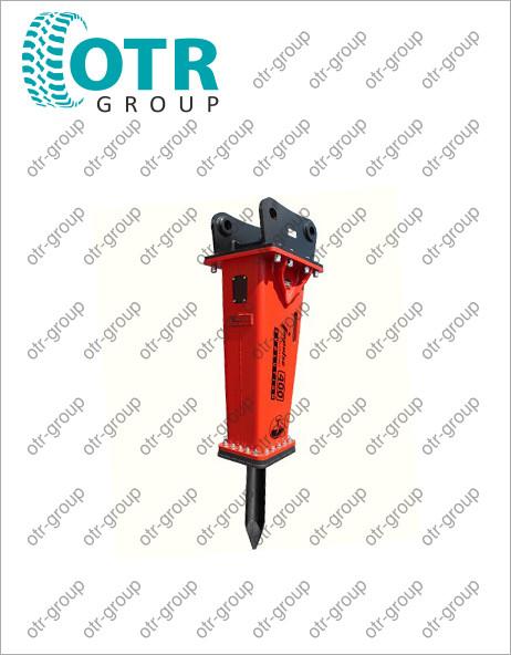 Гидромолот для колесного экскаватора Komatsu PW130-7