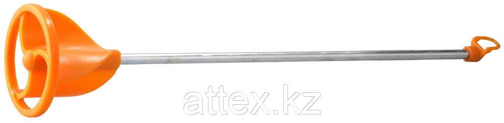 "Миксер STAYER пластмассовый, для красок, тип ""турбина"", 8мм 06043-08-40"