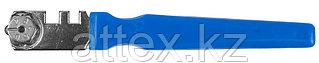 """Стеклорез STAYER """"PROFI"""" роликовый, 6 режущих элементов, с пластмассовой ручкой  3364_z01"""