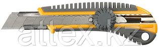"""Нож STAYER """"MASTER"""" с выдвижным сегментированным лезвием, 18мм 09161"""
