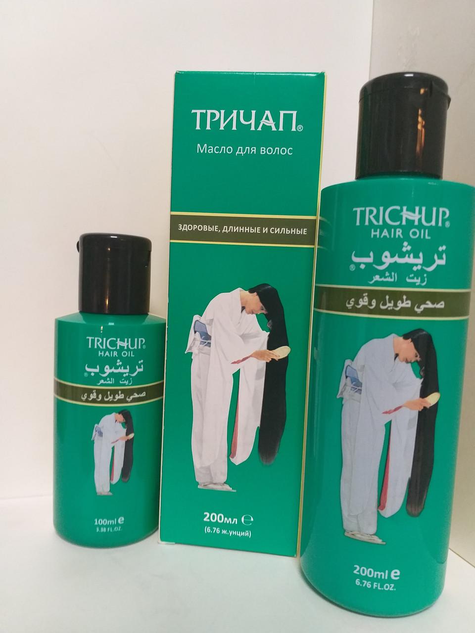 Тричап масло - Здоровые, Длинные и Сильные (Trichup Oil Healthy, Long ) 100мл