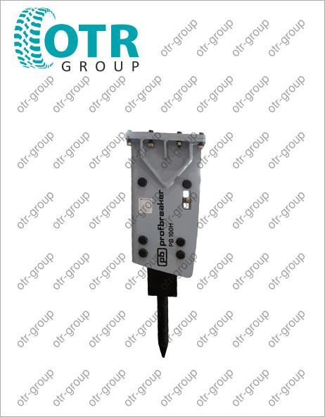 Гидромолот для колесного экскаватора Case WX145