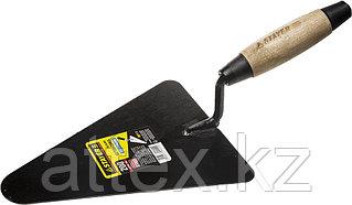 Кельма бетонщика STAYER с деревянной усиленной ручкой КБ 0821-2