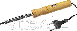 Паяльник DEXX с деревянной рукояткой 55416-40