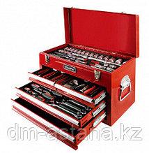 T47100 Инструментальный ящик с набором инструмента 117 поз., 4 отд. (540х257х328мм)