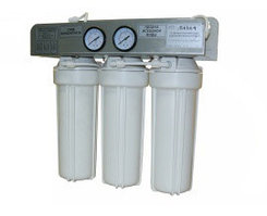 Установка получения воды деионизированной УПВД-5-4