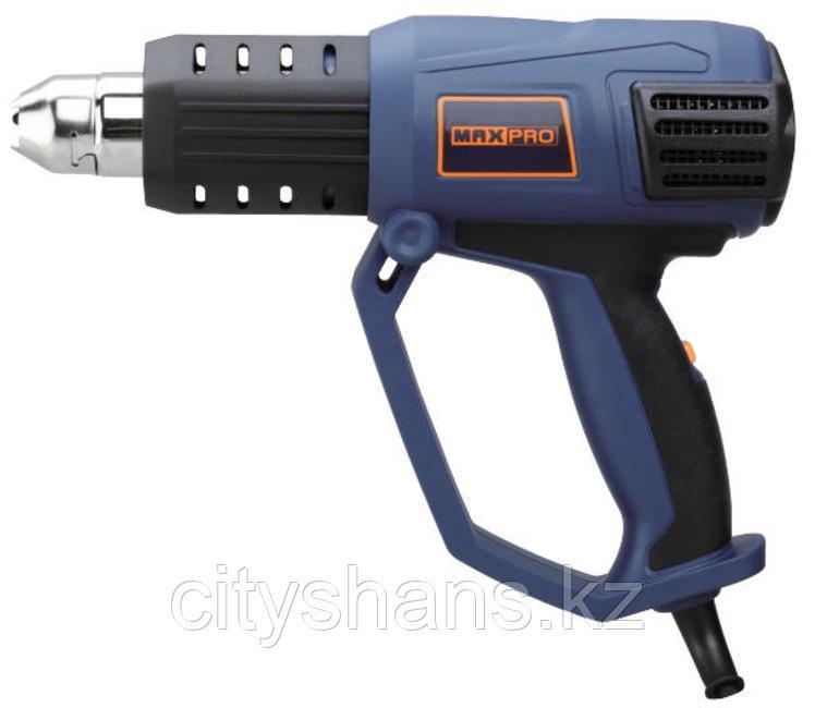 Фен строительный Max-Pro 2000 Вт