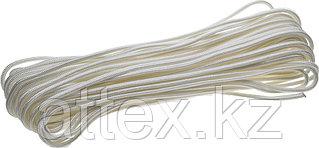 Фал ЗУБР капроновый, d=4,0 мм, 20 м, 380 кгс, 11,5 ктекс 50210-04