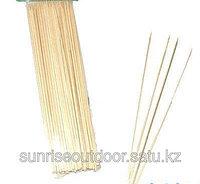 Бамбуковые палочки для шашлыка 300 мм