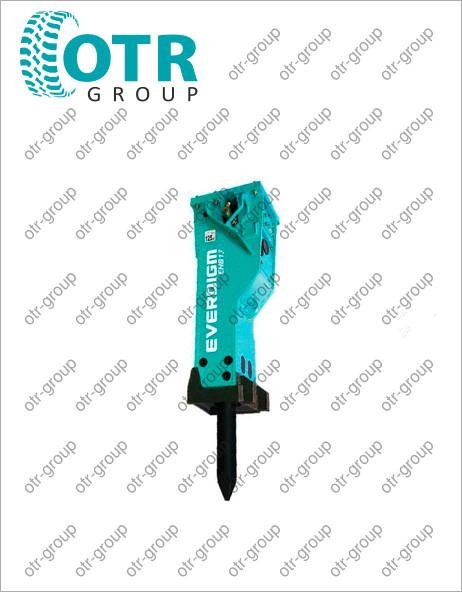 Гидромолот для колесного экскаватора Hidromek HMK 200W-2