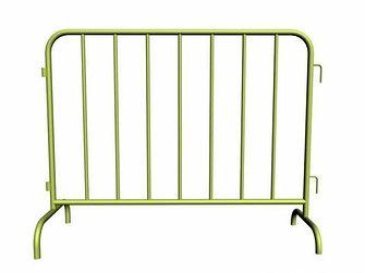 Переносные ограждения, парапет, барьер