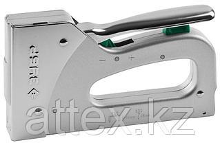 """Степлер для скоб """"T-140"""" 3-в-1: тип 140 (6-16 мм) / 300 (16 мм) / 500 (16 мм), ЗУБР Профессионал, 4-31573"""