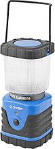 Светильник ЗУБР светодиодный кемпинговый, 3 режима, 3*D, 8Вт(300Лм) 61830-300