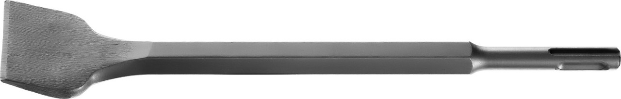 STAYER SDS-plus Зубило плоское изогнутое 40 х 250 мм  29354-40-250_z01