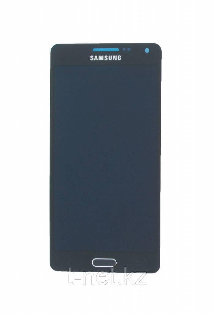 Дисплей Samsung Galaxy A5 (2015) SM-A500 Сервис Оригинал с сенсором, цвет черный