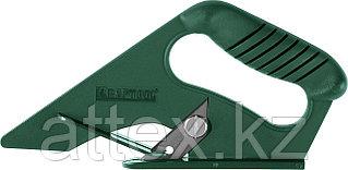 """Нож для напольных покрытий, тип """"А02"""", KRAFTOOL 0930, 18мм  0930_z01"""