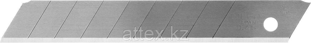 Лезвия OLFA сегментированные для OL-MT-1, 9 сегментов, 12,5мм OL-MTB-10B