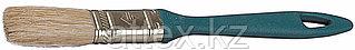 """Кисть плоская ЗУБР """"УНИВЕРСАЛ-МАСТЕР"""" """"КП-11"""", натуральная щетина, пластмассовая ручка, 20мм 4-01011-020"""