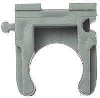 Клипса полипропиленовая, для металлопластиковых труб, 25 мм, 100 шт, ЗУБР Мастер 4-44951-26-100